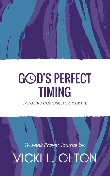 God's Perfect Timing - 11 WEEK JOURNAL
