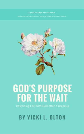 God's Purpose For The Wait - FRONT FINAL